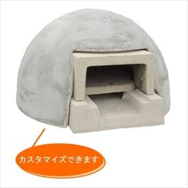 テック堂(マリーンテック) プチドーム 本体+カバーセット コンクリート PDCC06 『屋外用ピザ釜 ピザ窯』