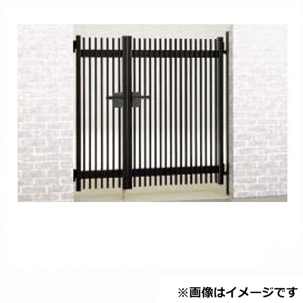 リクシル TOEX ハイ千峰(せんぽう) 埋込使用 04・08-10 親子開き『アルミ門扉』