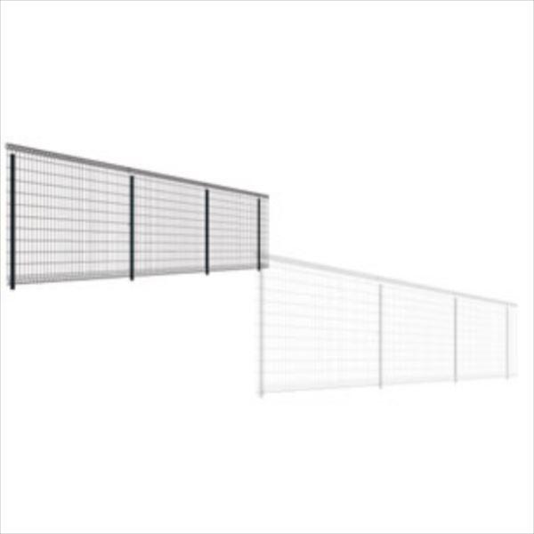 三協アルミ ユメッシュR型 フリー支柱タイプ フェンス本体 2018 『スチールフェンス 柵 高さ H1800mm用』