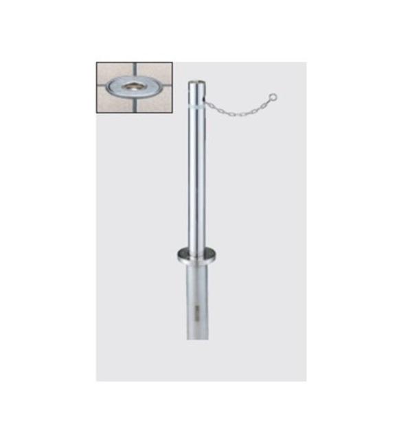 三協アルミ ビポール BNB-48UDXN φ48mm 中間柱用 上下式 チェーン内蔵型 交換ポール(補修用)*受注生産品