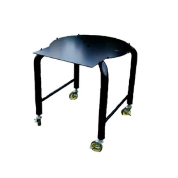 テック堂(マリーンテック) 石窯クロスドーム専用 オプション スチール製架台 CRDOP04