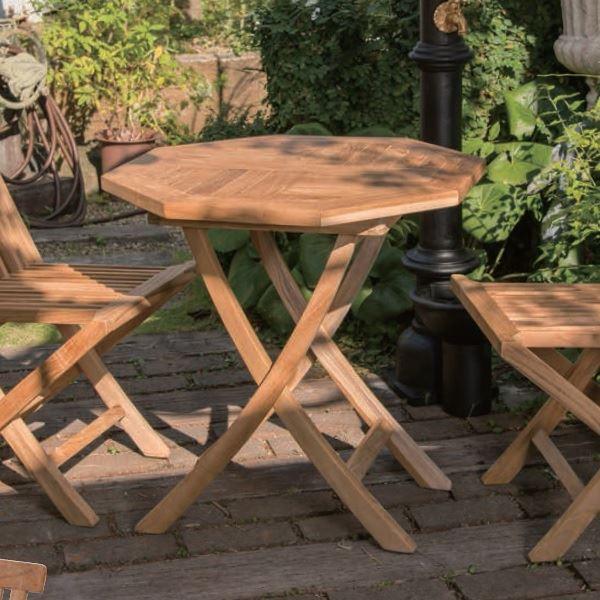 送料無料【オンリーワン】チークの自然な風合いが魅力のガーデンファニチャーです。 オンリーワン ウッディ ファニチャー 折り畳みテーブル #JB3-20869