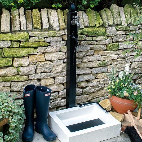 オンリーワン キャロルパン セット2 『キャロルパン+立水栓+蛇口+目隠しプレート』