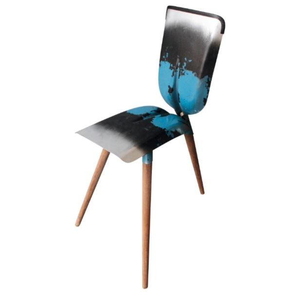 東洋石創 テーブル&チェアー チェアー #81422 ブルー