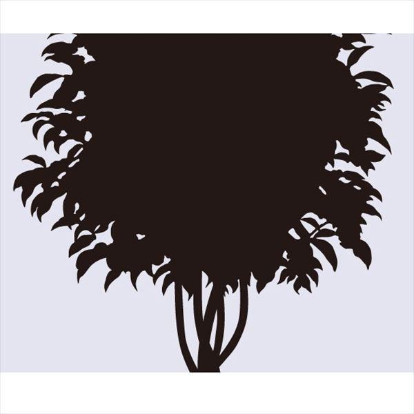 東京ステッカー 高級ウォールステッカー 植物 ベンジャミン Sサイズ *TS0002-FS ブラック 『おしゃれ かわいい』 『壁 シール』