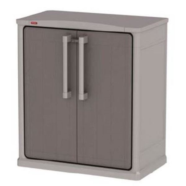 メイク 樹脂製収納庫 KE-OS オプティマベースシェッド *個人宅様は配達不可商品  『おしゃれ 物置小屋 屋外 DIY』
