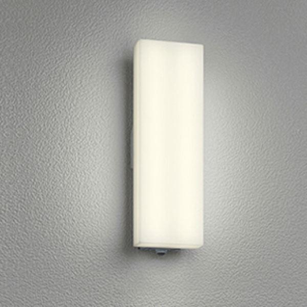 オーデリック LEDフラットポーチライト # OG 254 245  人感センサ付