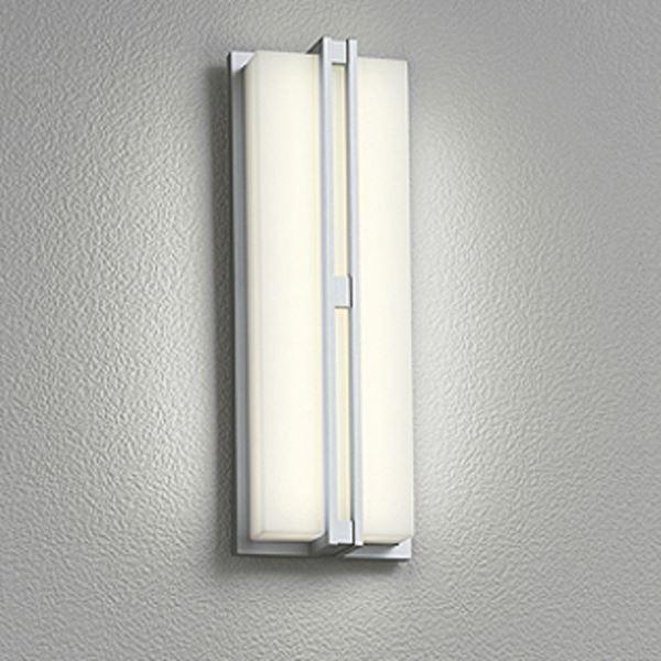 オーデリック LEDフラットポーチライト # OG 254 247  別売センサ対応
