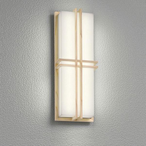 オーデリック LEDフラットポーチライト # OG 254 255  別売センサ対応