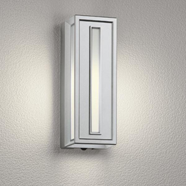 オーデリック LEDフラットポーチライト # OG 041 713LC  人感センサ付
