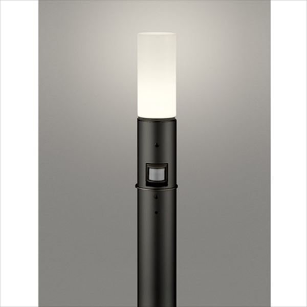 オーデリック ポーチライト # OG 254 661LC  地上高1000mm 人感センサ付
