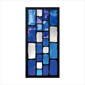 愛用 オンリーワン ジクウ EX ブルー系 パネル TD2-JA40B W370 オンリーワン ブルー系 TD2-JA40B, 手づくりバッグのお店 花やか:c5f64637 --- kalpanafoundation.in