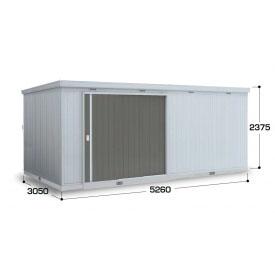 『配送は関東・東海限定』イナバ物置 NXN/ネクスタ大型 NXN-160H ハイルーフ 一般型  『屋外用大型物置』 PG(プレミアムグレー)