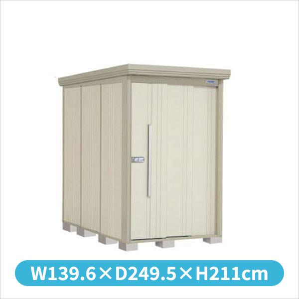 タクボ物置 ND/ストックマン ND-1322 一般型・多雪型 標準屋根 『追加金額で工事可能』 『収納庫 倉庫 屋外 中型 大型』 ムーンホワイト