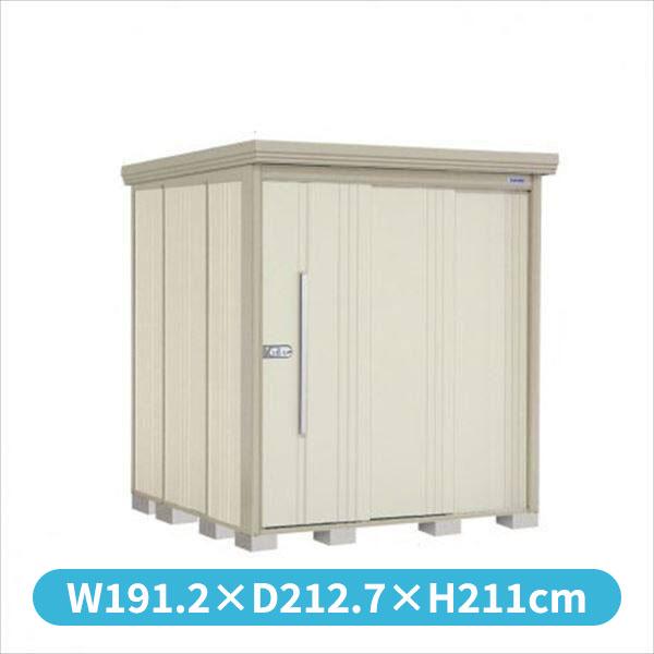 タクボ物置 ND/ストックマン ND-1819 一般型 標準屋根 『追加金額で工事可能』 『収納庫 倉庫 屋外 中型 大型』 ムーンホワイト
