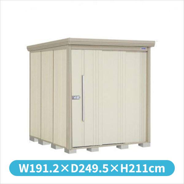 タクボ物置 ND/ストックマン ND-SZ1822 多雪型 結露減少屋根 『追加金額で工事も可能』 『屋外用中型・大型物置』 ムーンホワイト