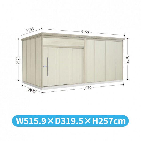 タクボ物置 JN/トールマン JN-5029 一般型 標準屋根  『屋外用中型・大型物置』 ムーンホワイト
