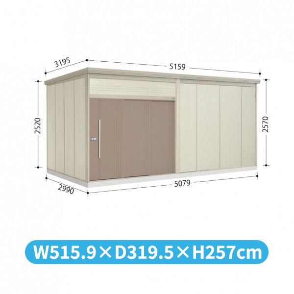 タクボ物置 JN/トールマン JN-5029 一般型 標準屋根  『屋外用中型・大型物置』 カーボンブラウン