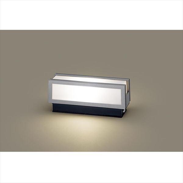 パナソニック LED門柱灯 LGWJ56009SZ(100V) 明るさセンサ付き 『エクステリア照明 ライト』 シルバーメタリック