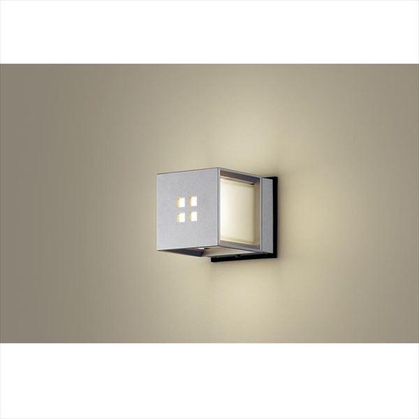 パナソニック LED門柱灯 LGW85040SF(100V) 『エクステリア照明 ライト』 シルバーメタリック