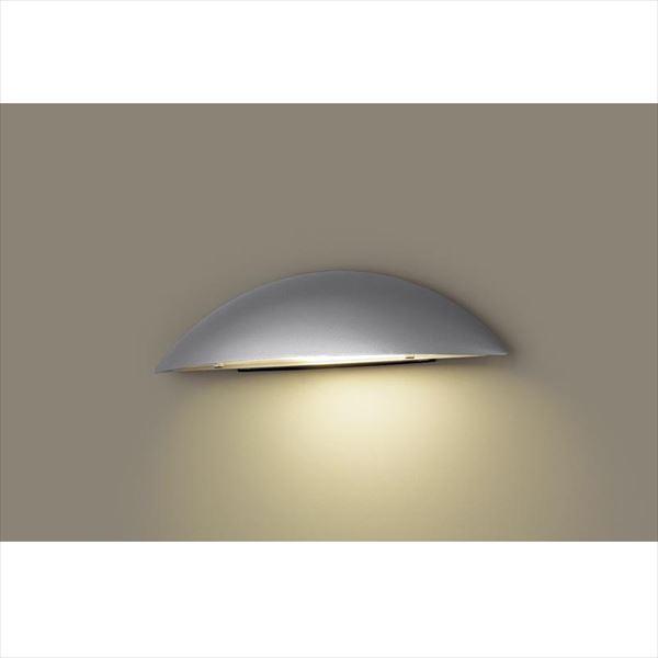 パナソニック LED表札灯 LGW85100SF(100V) 『エクステリア照明 ライト』 シルバーメタリック