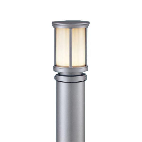 パナソニック LEDポールライト XLGE510HZ(100V) 『エクステリア照明 ライト』 シルバーメタリック