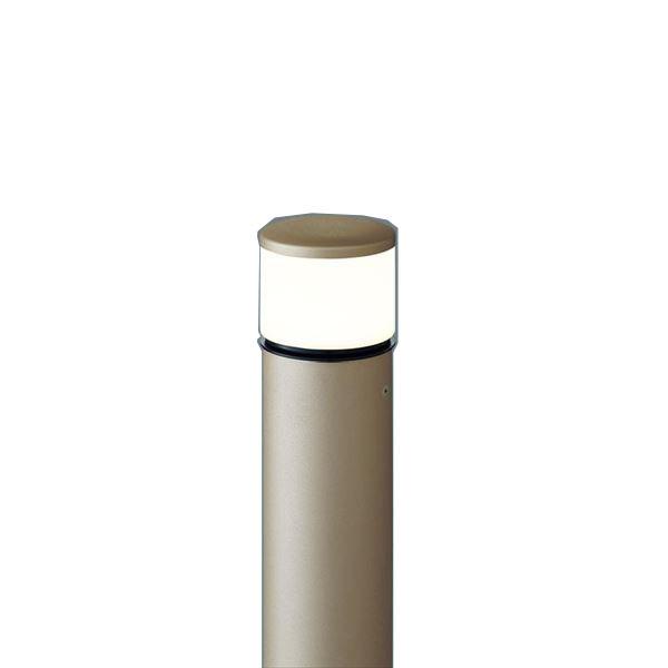 パナソニック LEDエントランスライト XLGE5041YK(100V) 遮光タイプ 『エクステリア照明 ライト』 プラチナメタリック