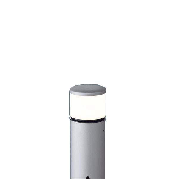 パナソニック LEDエントランスライト XLGE5040SK(100V) 遮光タイプ 『エクステリア照明 ライト』 シルバーメタリック