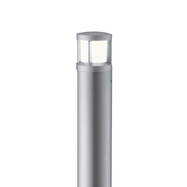 パナソニック LEDエントランスライト XLGE530SHF(100V) ガードタイプ 『エクステリア照明 ライト』 シルバーメタリック