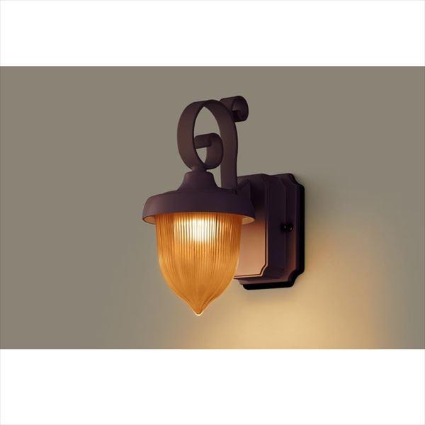 パナソニック LEDブラケット・デザインシリーズ LGW80238LE1(100V) 『エクステリア照明 ライト』 アンバー