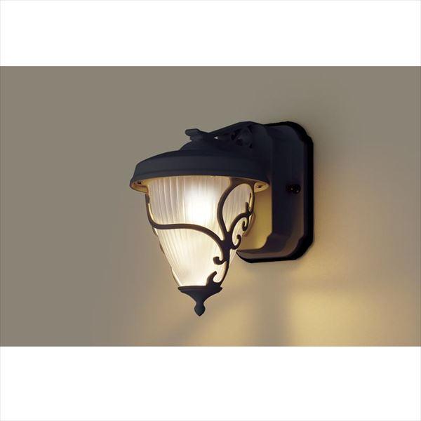 パナソニック LEDブラケット・デザインシリーズ LGW80241LE1(100V) 『エクステリア照明 ライト』 オフブラック