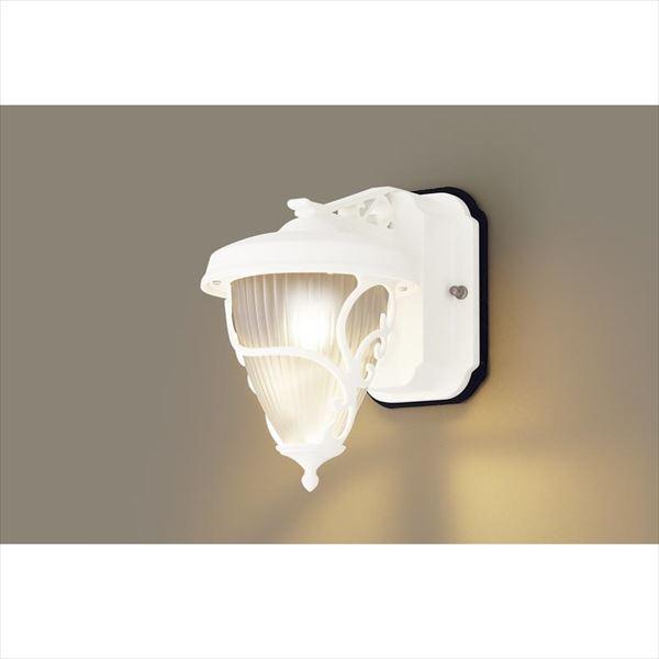 パナソニック LEDブラケット・デザインシリーズ LGW80242LE1(100V) 『エクステリア照明 ライト』 ホワイト