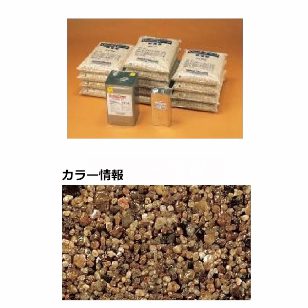 四国化成 リンクストーンM 20m2(平米)セット品 LS200-UM675 『外構DIY部品』 川石