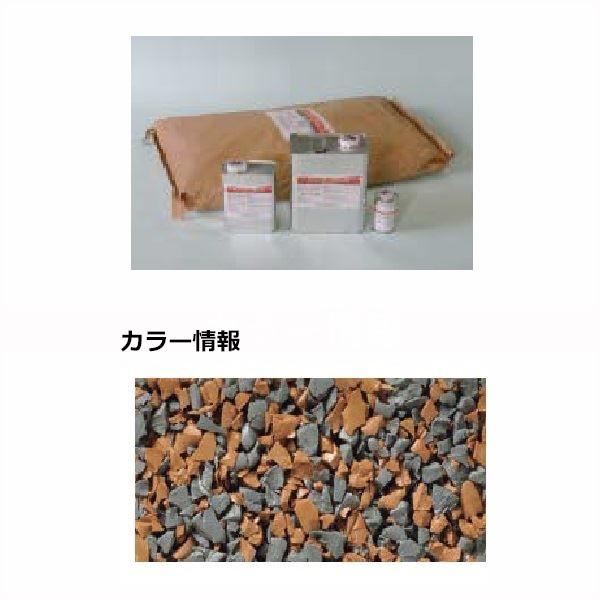 四国化成 チップロードソフト CPRS30-50+51 3m2(平米)セット 鏝塗タイプ 混色 『外構DIY部品』