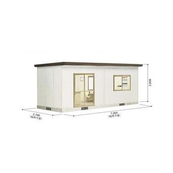 ヨドハウス YHF-4015 ダークブラウン