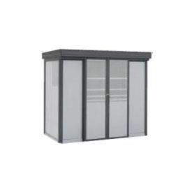ヨドコウ ダストピット DPFS-2513 25世帯用 (受注生産商品) 『ゴミ収集庫』『ダストボックス ゴミステーション 屋外』