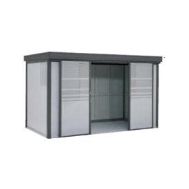 ヨドコウ ダストピット DPFS-3719 55世帯用 (受注生産商品) 『ゴミ収集庫』『ダストボックス ゴミステーション 屋外』