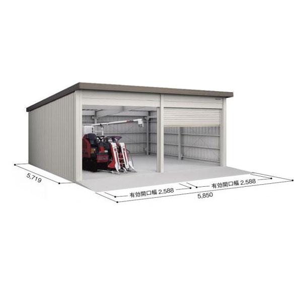おすすめ ブラウニー:エクステリアのキロ支店 ヨド倉庫 SOBU-5857LD 基本棟-エクステリア・ガーデンファニチャー