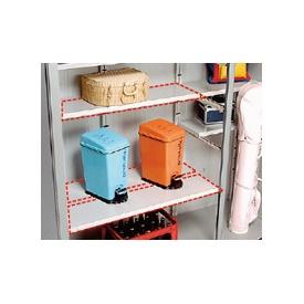 豪華な 国産品 ヨドコウ オプション 棚の追加で上手に収納 ヨド物置 ESE-1205-L型 エスモ用 別売棚