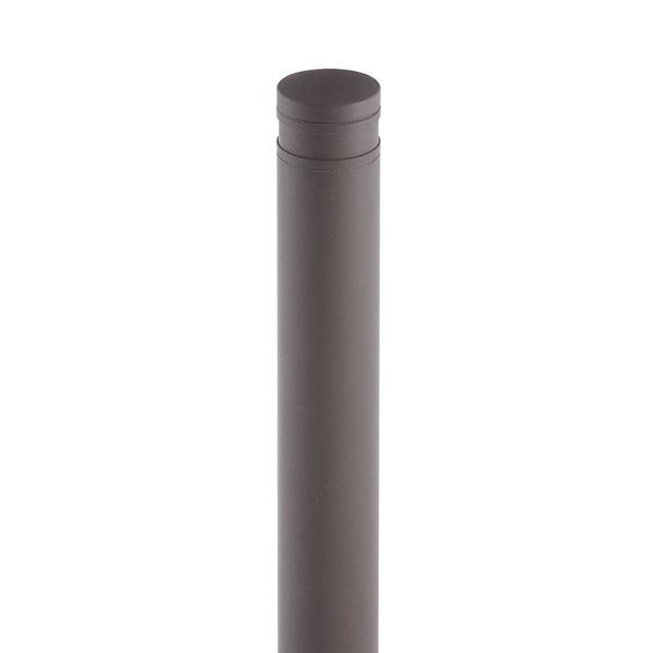 現品 送料無料 四国化成 φ115mm× H 850mm再帰反射塗装により車のライトが当たると塗装面全体が反射します 鍵付 RP-RF115TK レコポールRF 受注生産品 Seasonal Wrap入荷 取り外し式
