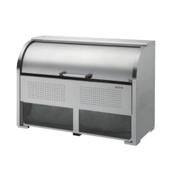 ダイケン クリーンストッカー CKS CKS-1607-A型 『ゴミ袋(45L)集積目安 22袋、世帯数目安 11世帯』『ゴミ収集庫』『ダストボックス ゴミステーション 屋外』