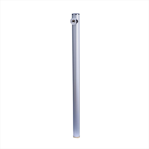 オンリーワン 丸型水栓柱 17型  HV3-G17M-S シルバー シルバー