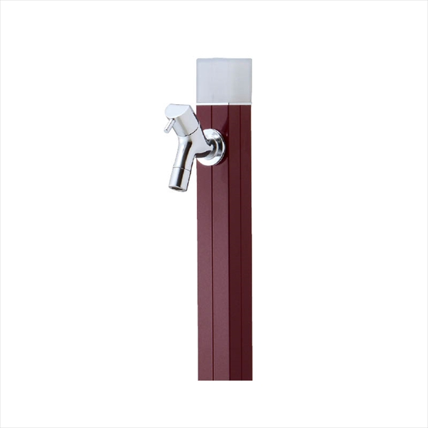 オンリーワン 不凍水栓柱 アイスルージュ 1.5m TK3-DK5BD ボルドー 『水栓柱・立水栓セット(蛇口付き)』 ボルドー