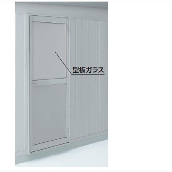 イナバ物置 オプション ガレーディア(GRN)用 框ドア(ドアクローザー付き) DNR-S 壁2枚分 スタンダード *納入後追加注文価格