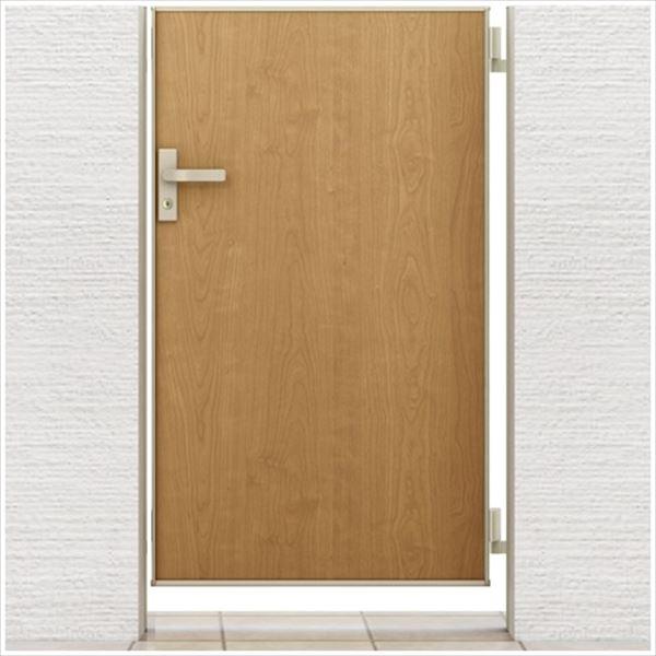 リクシル 開き門扉AA FM1型 柱仕様 アルミ形材柱 07-14 片開き