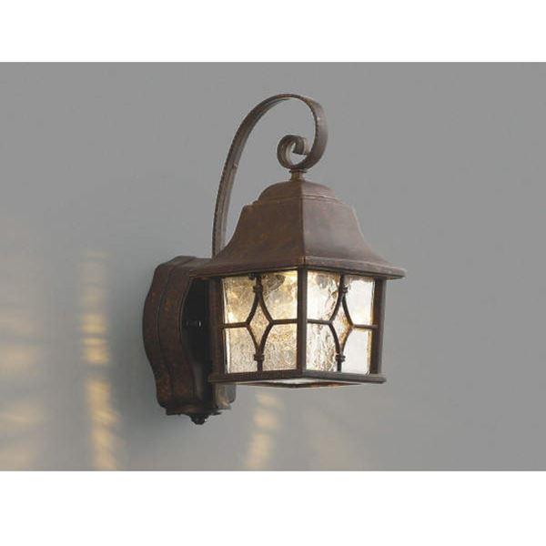 コイズミ ポーチ灯 マルチタイプ AU42402L 『ブラケットライト エクステリア照明 ライト』 アンティーク色