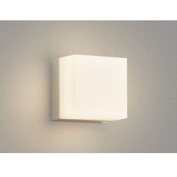 コイズミ ポーチ灯 AU45880L 『ブラケットライト エクステリア照明 ライト』 ウォームシルバー