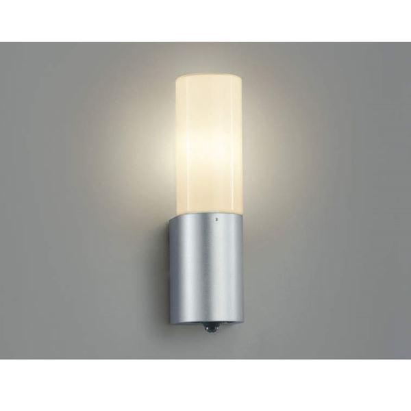 コイズミ ポーチ灯 タイマー付ON/OFFタイプ AU35219L 人感センサ付 『ブラケットライト エクステリア照明 ライト』