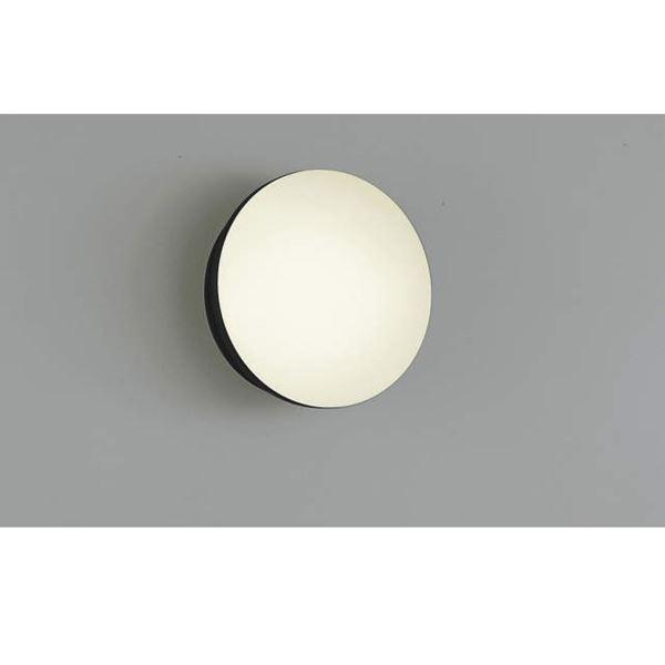 コイズミ ポーチ灯・勝手口灯 AU38611L 『ブラケットライト エクステリア照明 ライト』 黒色