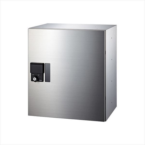 ナスタ プチ宅 床置タイプ 小型宅配ボックス+幅木セット 奥行標準タイプ D276mm KS-TLP360B-S400『マンション用』